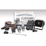 Clifford Arrow 5.1 Car Security Alarm & Immobiliser inc 2 remotes Supply Only