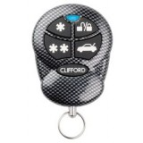 NEW Clifford 904075 - Clifford G4/G5 Carbon-Fibre 5-Button Remote