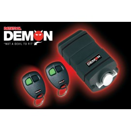 Datatool Demon Motorcycle Alarm Fully Fitted Nottingham