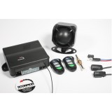 Scorpion SA30 Car Alarm Immobiliser Fully Fitted Sheffield