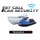 Scorpion Marine Tracking Fully Fitted south yorkshire