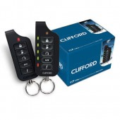 Clifford 5204.X Remote Start Alarm Fully Fitted South Yorkshire